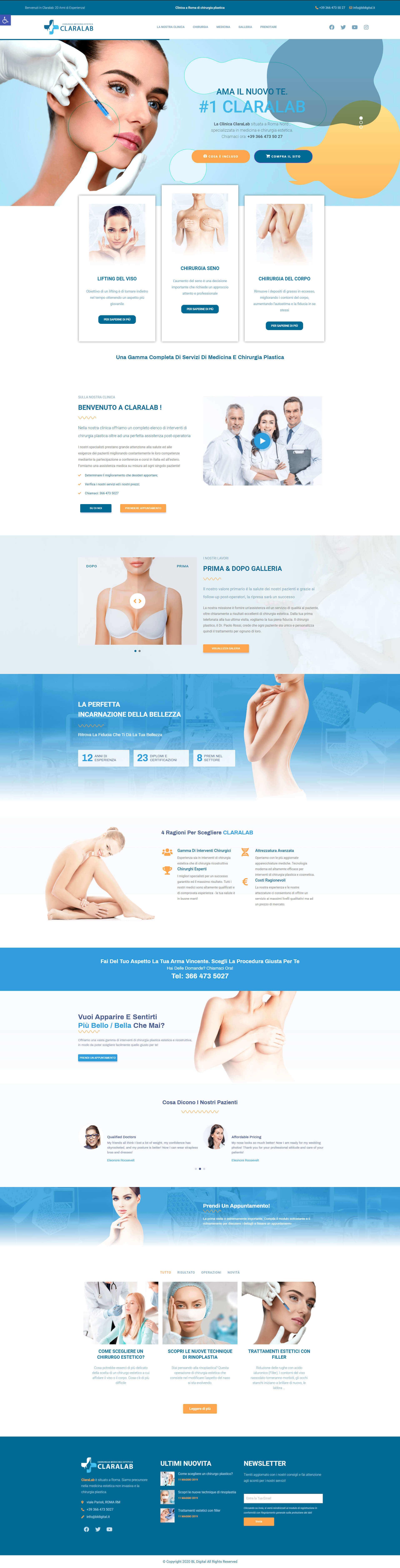 Chirurgico Estetico 2 - BL DIGITAL
