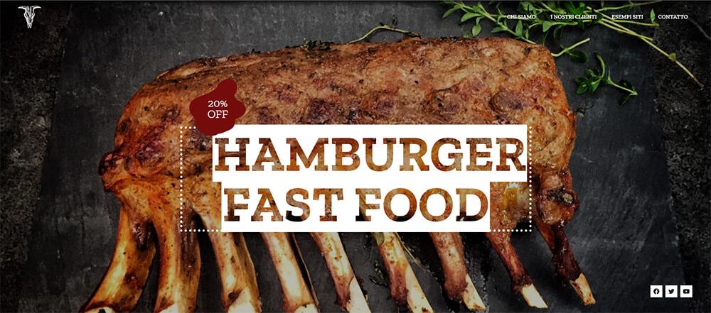 Hamburger Fast Food 1