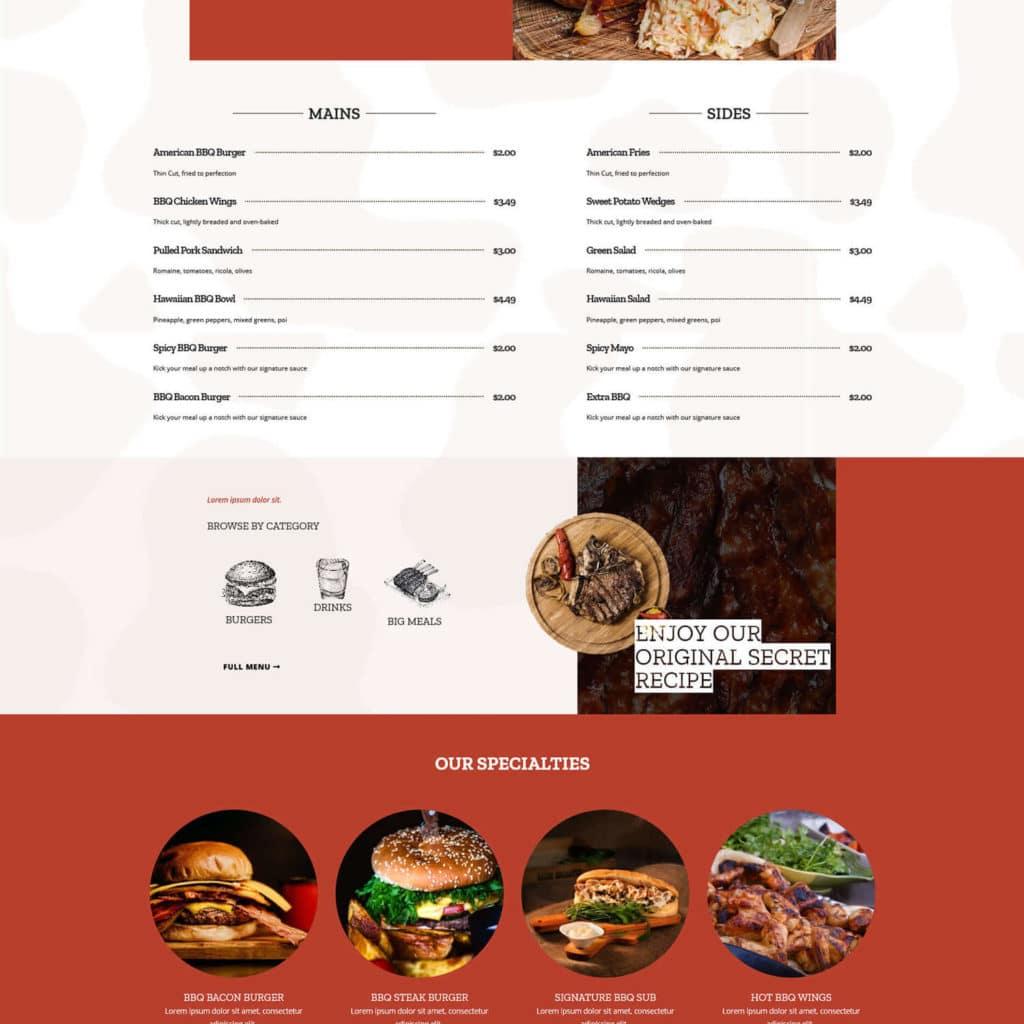 Hamburger Fast Food 10