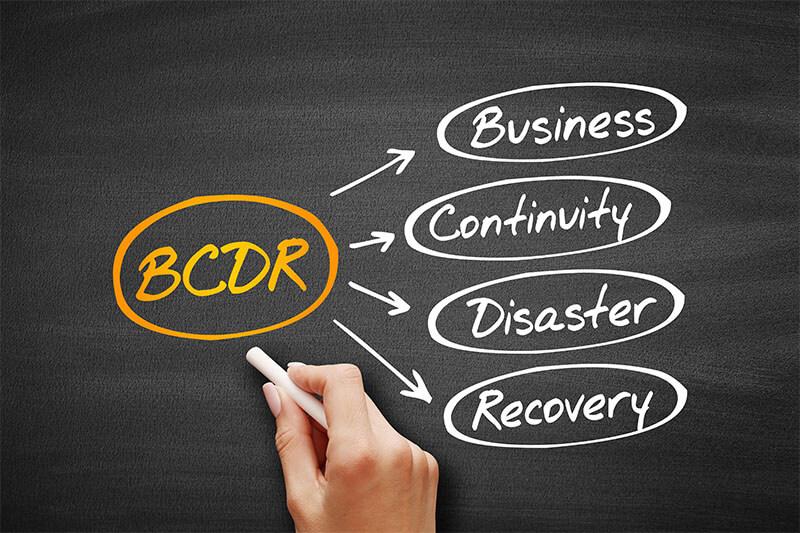 Piano di recupero del disastro (DRP) vs piano di continuità aziendale (BCP) = BCDR