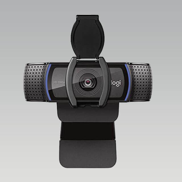 Logitech C920s HD Pro Webcam 1080P