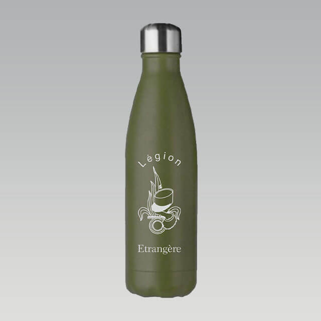 Thermos Isotherme Gourde Légion